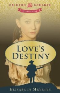 Love's Destiny Cover Photo