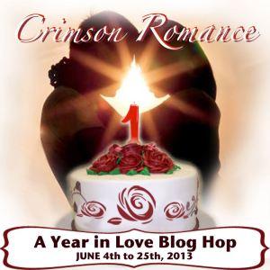 Crimson Anniversary Blog Hop