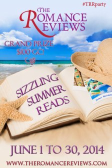 TRR Sizzling Summer Reads Party on June 1! Play games, join the fun and win prizes!