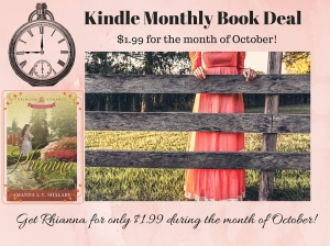 Get Rhianna for only $1.99 during the month of October!