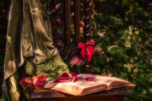 Canva - Victorian Themed Still Life Concept